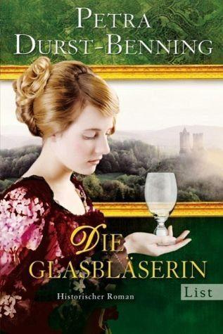 Broschiertes Buch »Die Glasbläserin«