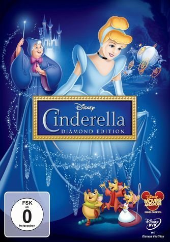 DVD »Cinderella (Diamond Edition)«