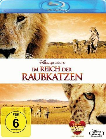Blu-ray »Im Reich der Raubkatzen«