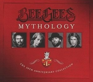 Audio CD »Bee Gees: Mythology (50 Jahre Bee Gees) (4 CD...«