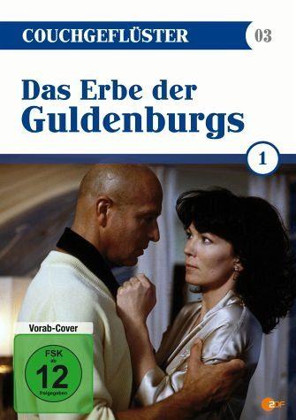 DVD »Couchgeflüster 03 - Das Erbe der Guldenburgs,...«