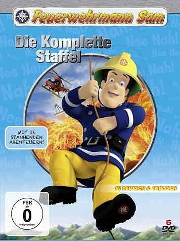 DVD »Feuerwehrmann Sam - Die komplette Staffel (5...«