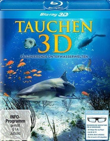 Blu-ray »Tauchen 3D - Faszinierende Unterwasserwelten...«