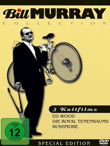 DVD »Bill Murray Collection (Special Edition, 3 Discs)«