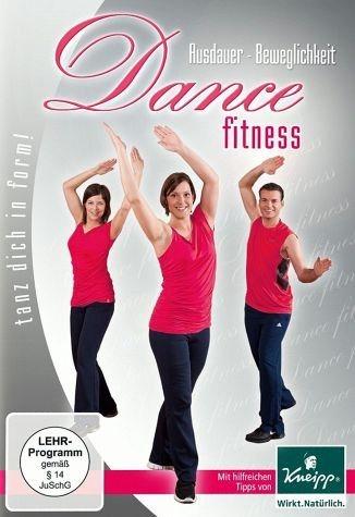 DVD »Dance Fitness - Ausdauer & Beweglichkeit«