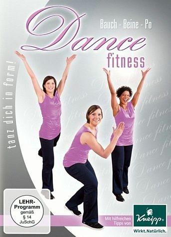 DVD »Dance Fitness - Bauch, Beine, Po«