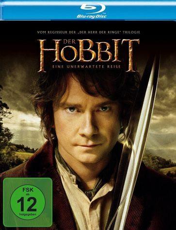 Blu-ray »Der Hobbit: Eine unerwartete Reise«