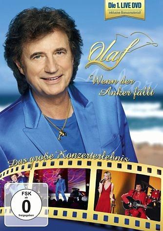DVD »Wenn der Anker fällt - Das große Konzerterlebnis«