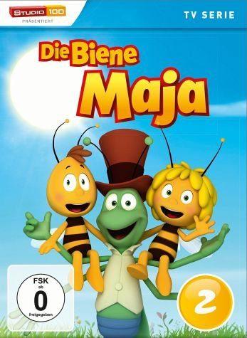 DVD »Die Biene Maja - DVD 02«