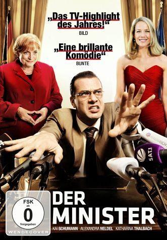 DVD »Der Minister«