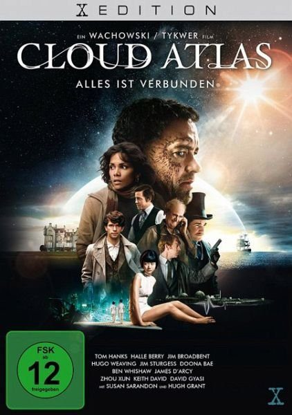 DVD »Cloud Atlas«