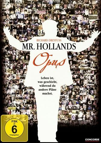 DVD »Mr. Holland's Opus«