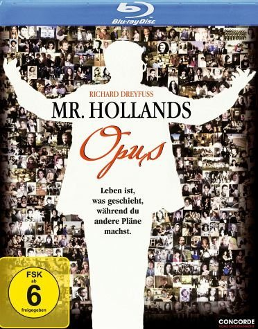 Blu-ray »Mr. Holland's Opus«