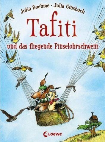 Gebundenes Buch »Tafiti und das fliegende Pinselohrschwein /...«