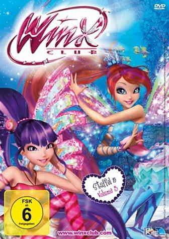 DVD »The Winx Club - 5. Staffel, Vol. 03«