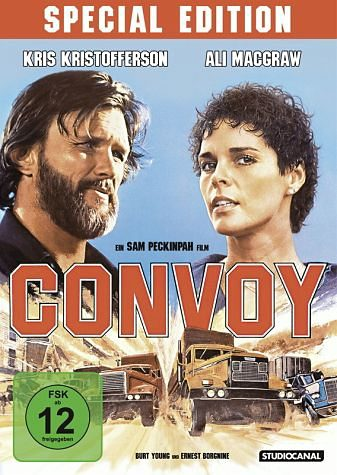 DVD »Convoy (Special Edition, Digital Remastered)«