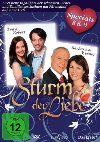 DVD »Sturm der Liebe - Specials 8 & 9«