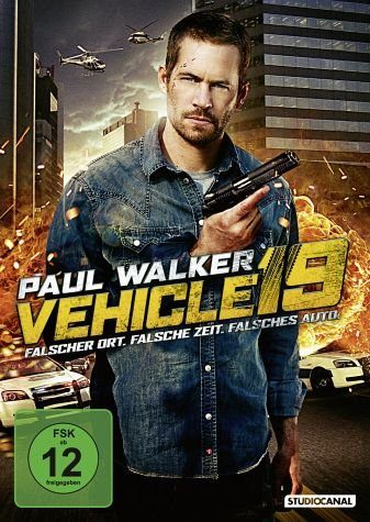 DVD »Vehicle 19«