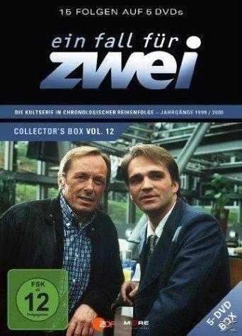 DVD »Ein Fall für Zwei - Collector's Box 12 (5 Discs)«