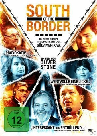 DVD »South of the Border - Oliver Stone«