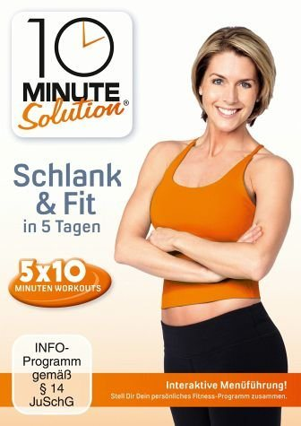 DVD »10 Minute Solution - Schlank & Fit in 5 Tagen«