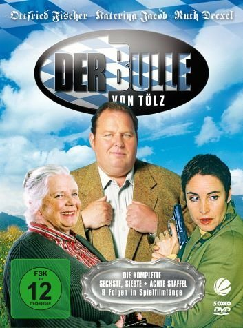 DVD »Der Bulle von Tölz - Staffel 6 - 8 (5 Discs)«