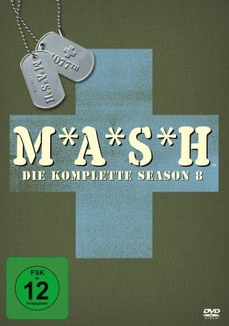 DVD »M*A*S*H - Die komplette Season 08 (3 Discs)«