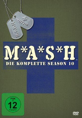 DVD »M*A*S*H - Die komplette Season 10 (3 Discs)«