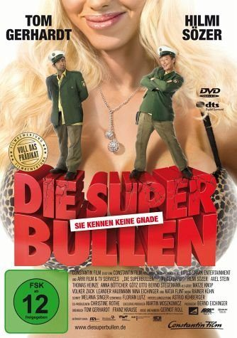 DVD »Die Superbullen«
