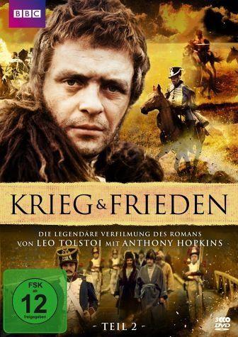 DVD »Krieg & Frieden, Teil 2 (3 Discs)«