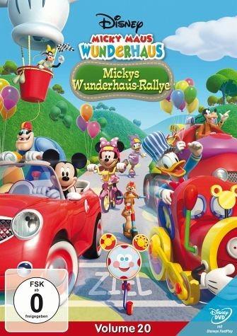 DVD »Micky Maus Wunderhaus, Volume 20 - Mickys...«