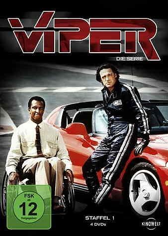 DVD »Viper - Staffel 1 (4 Discs)«