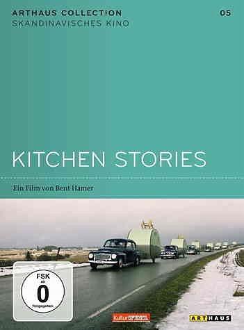 DVD »Kitchen Stories«