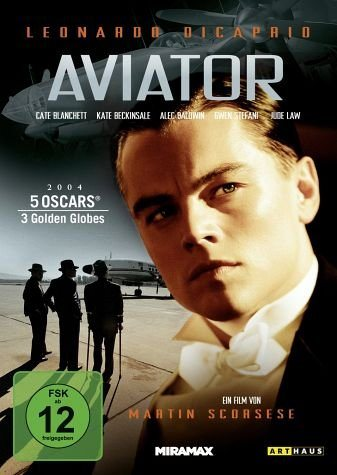 DVD »Aviator«