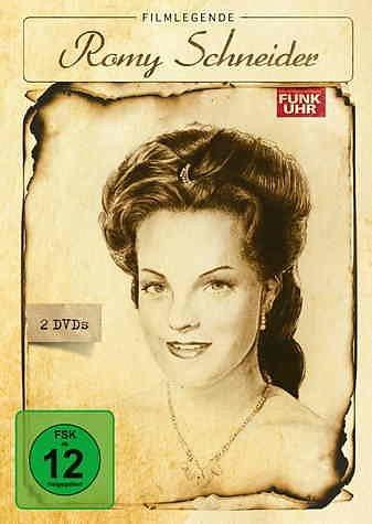 DVD »Filmlegende Romy Schneider (2 Discs)«