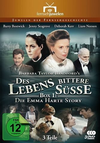 DVD »Des Lebens bittere Süße, Box 1 - Die Emma...«