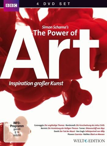 DVD »Simon Schama's The Power of Art - Inspiration...«