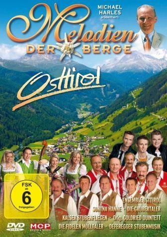 DVD »Melodien der Berge - Osttirol«