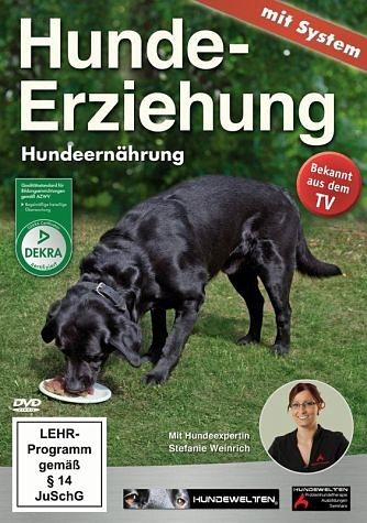 DVD »Hundeerziehung mit System: Hundeernährung«