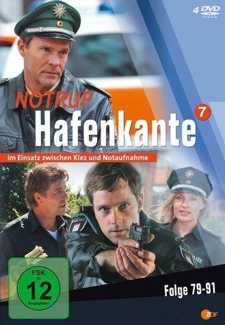 DVD »Notruf Hafenkante 7, Folge 79-91 (4 DVDs)«