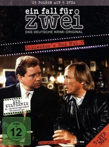 DVD »Ein Fall für Zwei - Collector's Box 7...«
