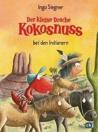 Gebundenes Buch »Der kleine Drache Kokosnuss bei den Indianern...«