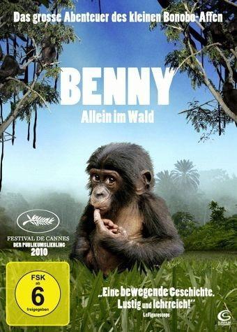DVD »Benny - Allein im Wald«