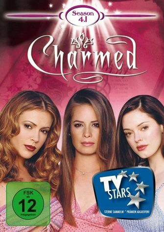 DVD »Charmed - Season 4.1 (3 Discs)«