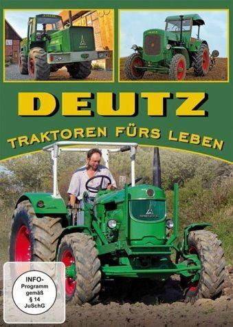 DVD »Deutz - Traktoren fürs Leben«
