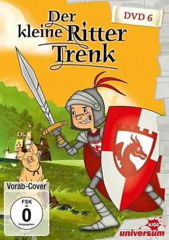 DVD »Der kleine Ritter Trenk - DVD 6«