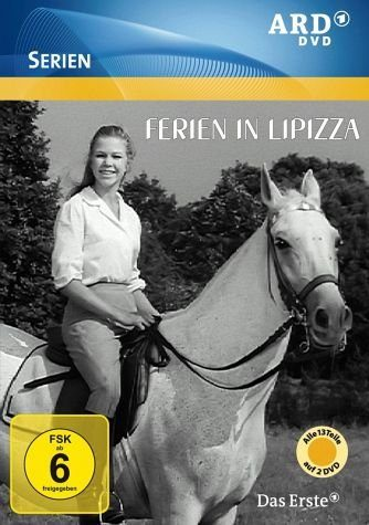 DVD »Ferien in Lipizza (2 Discs)«