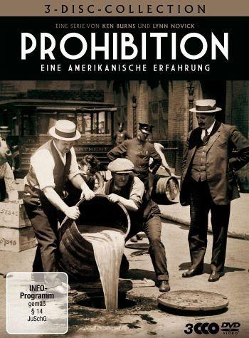 DVD »Prohibition - Eine amerikanische Erfahrung (2...«