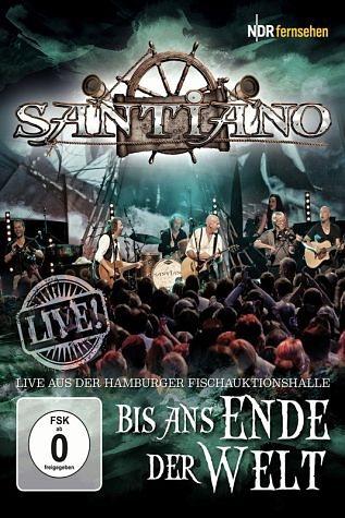 DVD »Bis ans Ende der Welt - Live«