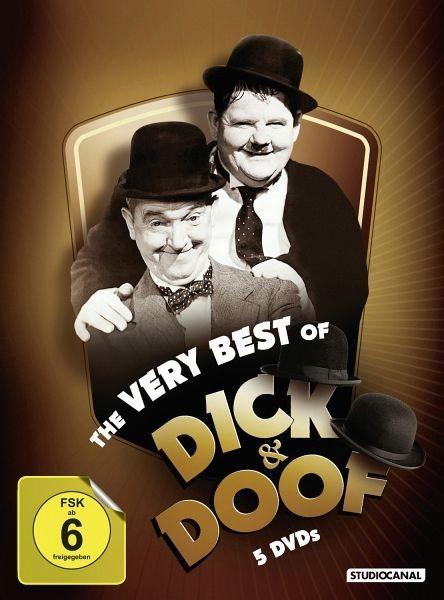 DVD »Dick & Doof - The Very Best of (5 Discs)«